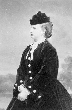 Princess Clémentine d'Orléans, 1860s | In the Swan's Shadow