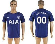 Tottenham Hotspur Personalized Away Soccer Club Jersey