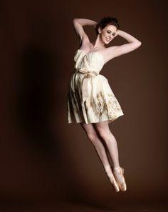 A Juilliard dancer praises her own dance mom...
