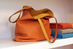 Brown Double Sens | Hermes, Shopper Bag and Bags