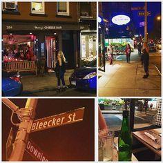 Olive oil or liquid sugar? Murray wasn't sure put it on her gluten free bread stick anyway #nyc #westvillage #bleeckerstreet #risoteria http://ift.tt/1P0rsZD - http://ift.tt/1HQJd81