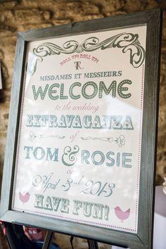 A Pastel Circus Homemade Wedding | Whimsical Wonderland Weddings