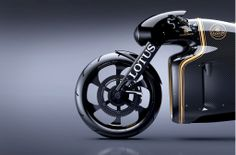 Wow! Lotus C-01 Superbike Is A Carbon Fiber Dream. Does it get bette than this? Click for more photos. Trust its worth it!