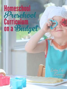 A Homeschool Preschool Curriculum doesn't have to cost a fortune, you can teach homeschool preschool on a budget. Homeschool Preschool Curriculum, Preschool At Home, Preschool Kindergarten, Toddler Preschool, Preschool Activities, Montessori Classroom, Vocabulary Activities, Musik Player, Life Learning