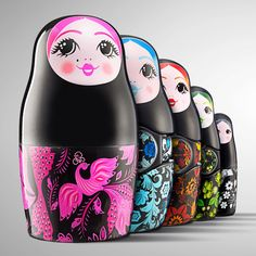 Swatch Matroyshka