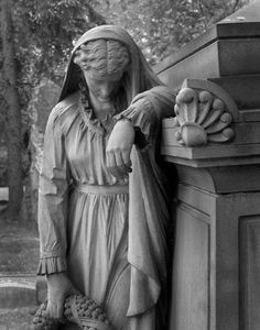 Barney Taxel, Figure, Otis, Lake View Cemetery, Cleveland, 2013
