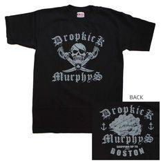 Scally Skull Ship Baby Body Metal-Kids Dropkick Murphys