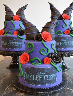 Decoração Tema Malévola - Portal Festas