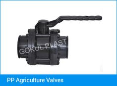 Our Company leading manufacturer and exporter PP Agriculture Valves, Polypropylene valves in India, Gujarat and international standard. These are produce in customer affordable price provide a clients satisfaction in market place.