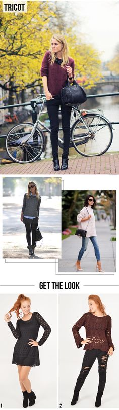 5 Peças que vão bombar no Inverno!   Como usar: Tricot. #moda #look #outfit #inspiração #getthelook #inverno #tendência #dicas #estilo #styling #blog #lnl #looknowlook