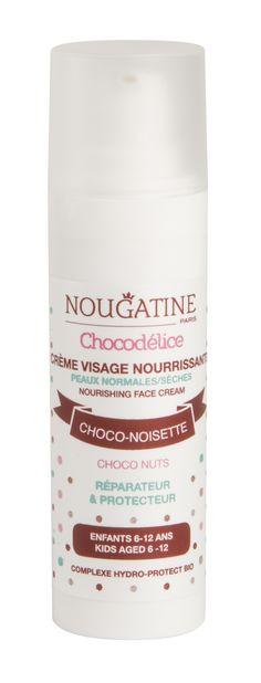 Doux Good - Nougatine - crème nourrissante Chodélice pour les peaux normales et sèches #cosmétiques #naturels #enfants #onevoice