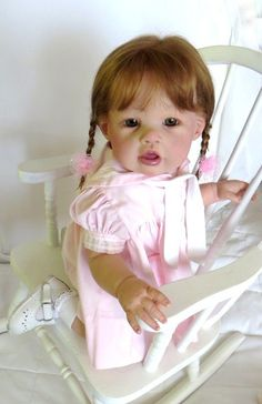 REBORN ELORA BY JANNE DE LANGE & LULLABY LAKE CHARMING TODDLER in Dolls & Bears, Dolls, Clothing & Accessories, Artist & Handmade Dolls | eBay