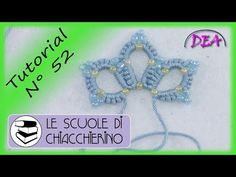 Needle Tatting, Needle Lace, Bobbin Lace, Lucet, Tatting Tutorial, Tatting Patterns, Videos, Diy And Crafts, Projects To Try