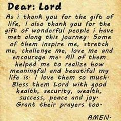 thankful for Friendships...AMEN! Thank you for the people you allow in my life!!