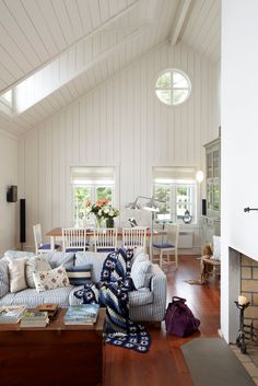 inspirational spaces: Summer House in Norway