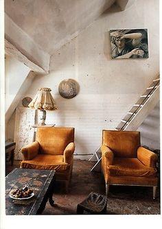 emblemantiques:    World of Interiors - July 2012