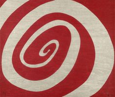 Louise Bourgeois. Untitled from Spirals. 2005 YOU CAN DRAW THIS! CURVES! WHAT COLORS WILL YOU CHOOSE!