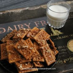 ... Butter, Brown Sugar, Cinnamon & Chopped Nuts) - Chocolate Chocolate