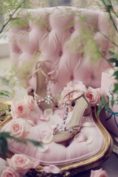 Moment's.... perfect image love the shoes on the chair
