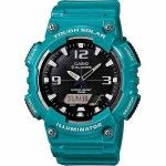 Casio Mens Solar Sport Combination Watch Green Glossy Resin Strap http://www.spazeup.com/product-category/fashion-accessories/watches/womens-watches/