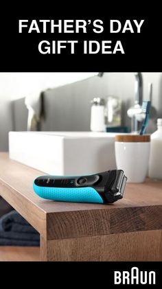 Honor the dads in your life with a grooming gift idea worthy of them. The Braun Series 3 Rechargeable Wet and Dry Electric Shaver/Razor with Pop-Up Trimmer is the perfect practical yet thoughtful present for Father's Day. Whether it's for your husband, dad, or brother, they deserve the gift of a wonderfully smooth shave. And thanks to the anti-slip grip, cordless technology, and top-rated reviews, it's easier than ever.