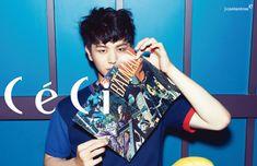 Sungjae Btob, Minhyuk, Btob Profile, Grazia Magazine, Fans Cafe, Singing, Korean, Photoshoot, Youtube