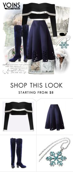 """""""Yoins-06 (26)"""" by irinavsl ❤ liked on Polyvore featuring WALL, Disney, yoins, yoinscollection and loveyoins"""