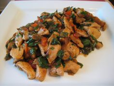 Thai Chicken « Buttoni's Low Carb Recipes