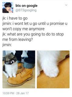 Just cute and funny jikook memes Cute Moments Some memes made by m… # Diversos # amreading # books # wattpad Bts Bangtan Boy, Bts Boys, Bts Jungkook, Namjoon, Hoseok, Taehyung, Jikook, Bts Funny, Bts Memes Hilarious