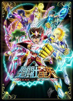 Version de la movie al anime.
