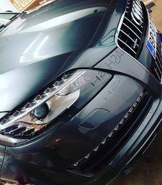 Vi mener det når vi siger at din bil kommer til at skinne.  Book en tid nu. . . . #OrganicWash #bilvask #carwash #glostrup #københavn #danmark #bil #vestegnen #waterless #gogreen #dk #environmentallyfriendly #shopping #shopandwash #Audi #Q7