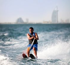 Jumeirah Beach Hotel, Dubai - Leisure Activities - Talise - Water Ski