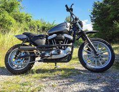 XL 1200 CB Kansas Werkzeugrolle f/ür Harley Davidson Sportster 1200 CB Custom