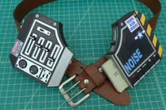 X-Men Quicksilver Stereobelt Kit