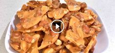 Delicious Microwave Peanut Brittle You Can Make In Minutes