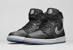 huge selection of 5ff9e 5a536 New Nike Air Jordan Retro 1 all star passport Black Silver White. Jordan  Release DatesNike ...