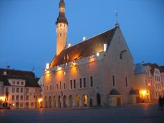 Tallinn, Estonia Baltic Sea, Lithuania, Where The Heart Is, Eastern Europe, To Go, Country, Building, Places, Travel
