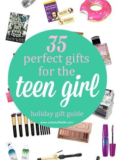 35 Perfect Gifts for a Teen Girl | Overstuffed | Bloglovin'