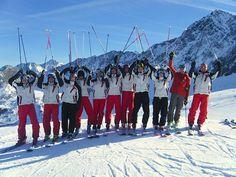Získaj Zľavu 100€ Na Kurz Učiteľa Lyžovania / Snowboardingu 2013