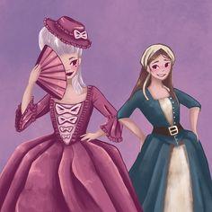 Barbie Movies, Barbie Stuff, Barbie Princess, Disney Princess, Barbie Drawing, Royal Art, Feminist Icons, Childhood Movies, Disney Artwork