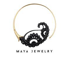 Maya Jewelry Merry Go Round earrings