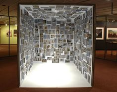 Mark Kessell -Untitled Specimen Box Installation