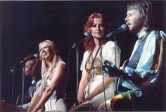 Thank You For The Music, ABBA: ABBA on 1977 tour