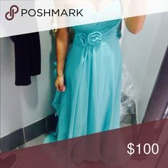 Dress for an event! Wore once for a wedding! Size 3/4. Paid $170. OBO Dresses Prom