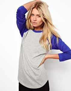 Enlarge ASOS Baseball Top