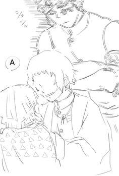 [Doujinshi] Kimetsu No Yaiba (End) - Rengoku x Tanjirou Demon Slayer, Slayer Anime, Manga Anime, Anime Art, Latest Anime, Usui, Demon Hunter, Anime Angel, Cute Anime Character
