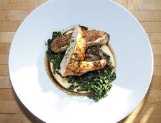 Signature Dish; Cafe Levain's Chef Adam Vickerman