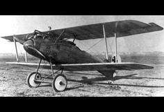 LFG Roland D.VI - Biplane Fighter.