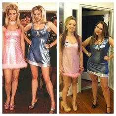 romy and michele the costume - Romy And Michelle Halloween Costumes
