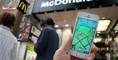 Jogadores do Pokémon Go impulsionaram as vendas do McDonald's do Japão, que voltou a registrar crescimento.
